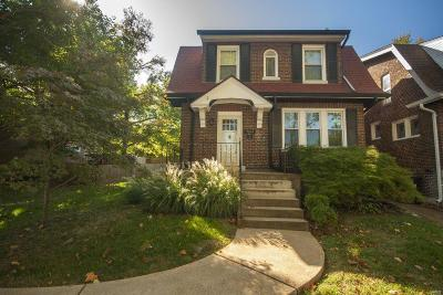 Single Family Home For Sale: 7244 Lindell Boulevard