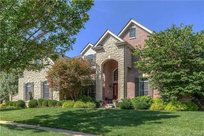 Chesterfield Single Family Home For Sale: 16842 Eagle Bluff Court