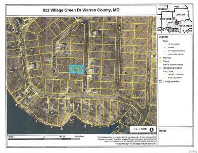 Lake Sherwood Residential Lots & Land For Sale: 852 Village Green Drive