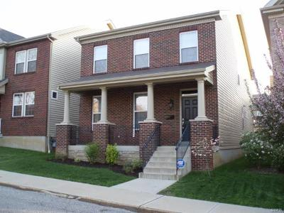 St Louis City County Single Family Home For Sale: 3864 Blow