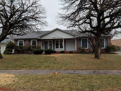 Florissant Single Family Home For Sale: 3676 Briargrove Drive