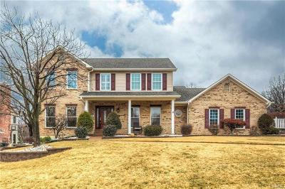 St Charles Single Family Home Contingent No Kickout: 2819 Oetting Drive
