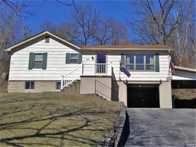 Caseyville Single Family Home For Sale: 251 Center Drive