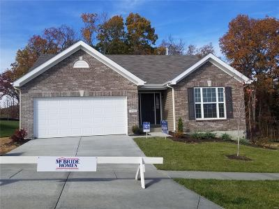 Eureka MO Single Family Home For Sale: $287,684