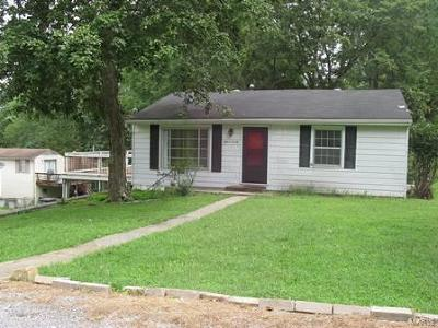 Cape Girardeau County Single Family Home For Sale: 1520 Northwest End