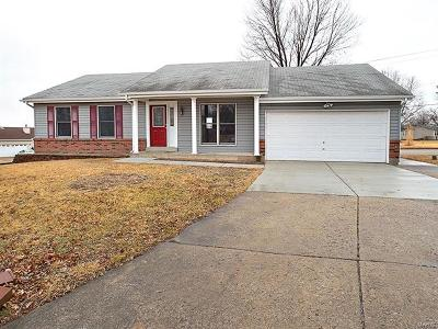 Cottleville, St Peters Single Family Home For Sale: 2 Amber Ridge Court