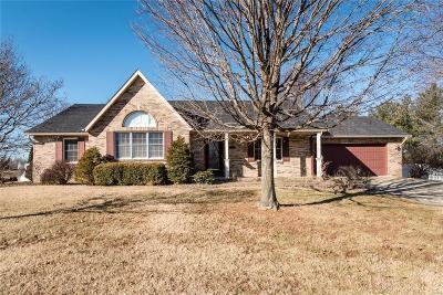Belleville Single Family Home For Sale: 54 Lindenleaf Lane