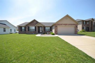 O'Fallon Single Family Home For Sale: 1441 Arley Hill Drive