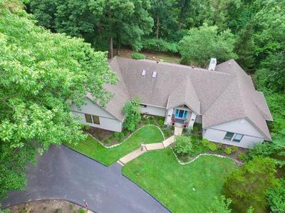 Chesterfield MO Single Family Home For Sale: $1,000,000