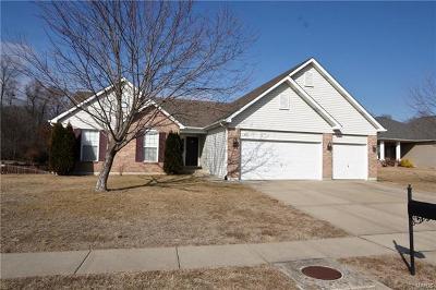 O'Fallon Single Family Home For Sale: 612 Thoreau Drive
