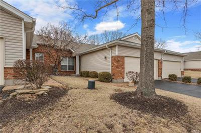Single Family Home For Sale: 817 Woodside Trails