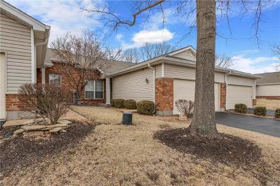 Ballwin Single Family Home For Sale: 817 Woodside Trails