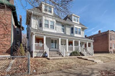 St Louis City County Single Family Home For Sale: 4167 Washington Boulevard