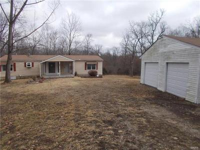 Lincoln County, Warren County Single Family Home For Sale: 1760 Rock Springs Rd