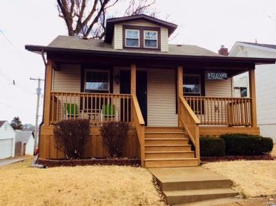 St Louis City County Single Family Home For Sale: 5014 Fendler Place
