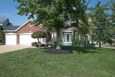 O'Fallon Single Family Home For Sale: 1 Raintree Crossing Court