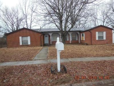 Single Family Home For Sale: 12807 Fox Haven