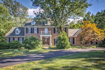 Single Family Home For Sale: 12824 Ladue Road