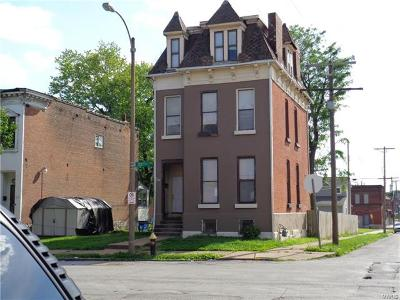 St Louis City County Multi Family Home For Sale: 3733 North 25th Avenue