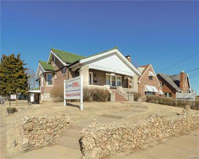 Single Family Home For Sale: 8923 Gravois Road