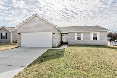 Wright City Single Family Home For Sale: 318 Falcons Way