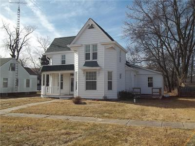 Bowling Green Single Family Home For Sale: 110 N. Broadway