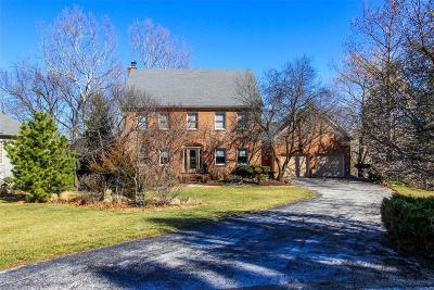 Alton, Godfrey Single Family Home For Sale: 4002 Stoneledge