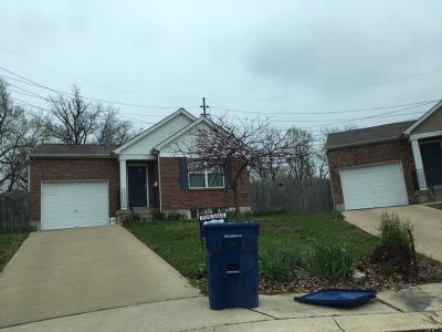 St Louis City County, St Louis County Single Family Home For Sale: 1603 Glenechort