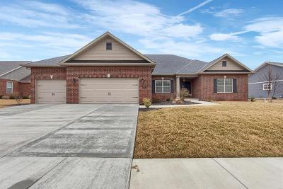 O'fallon Single Family Home For Sale: 721 Thoreau Drive