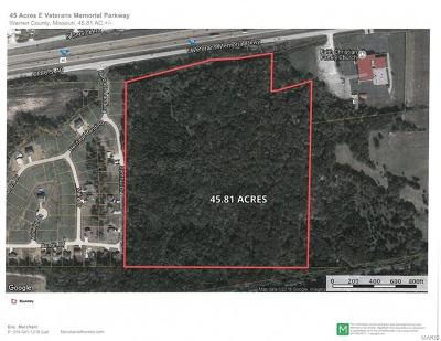 Warrenton Commercial For Sale: 46 East Veterans Memorial Parkway