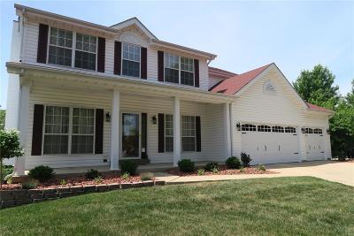 O'Fallon Single Family Home For Sale: 37 Heatherwood