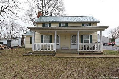 Park Hills, Desloge Single Family Home For Sale: 3554 West