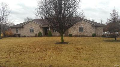 Highland Single Family Home Contingent w/Kickout: 13122 Fawn Creek Road