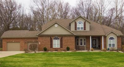 Belleville, Collinsville, Edwardsville, Glen Carbon, Highland, O Fallon, St Jacob, Swansea, Troy, Caseyville, Columbia, Fairview Heights, Lebanon, Mascoutah, Millstadt, New Baden, Shiloh, O'fallon Single Family Home For Sale: 40 Tara Trail