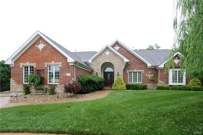Wildwood Single Family Home For Sale: 2742 Wynncrest Manor Drive