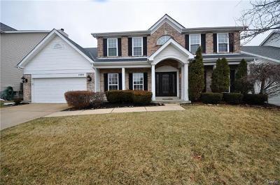 Grover Single Family Home For Sale: 16971 Westridge Oaks Drive