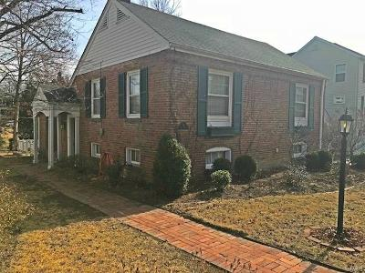 St Louis Single Family Home For Sale: 8 Adams