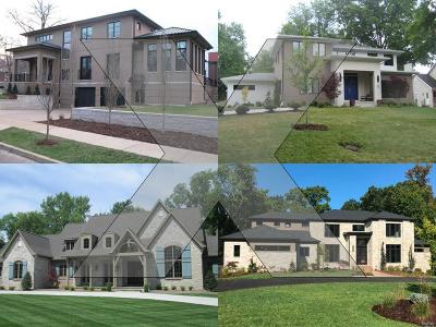 Creve Coeur Single Family Home For Sale: 27 North Walling Drive