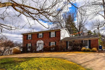 Chesterfield Single Family Home For Sale: 230 River Bend Drive