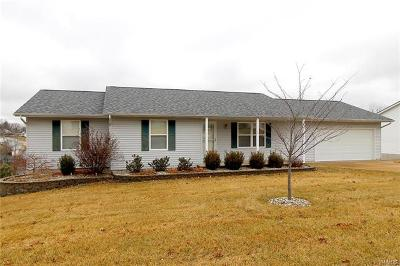 Labadie Single Family Home For Sale: 296 West Bend Lane