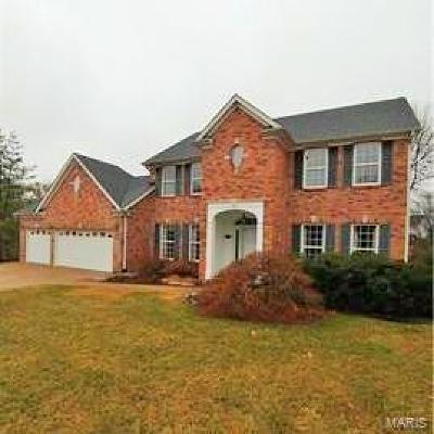 Fenton Single Family Home For Sale: 2410 Smizer Mill Estates Dr.