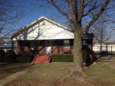 Park Hills, Desloge Single Family Home For Sale: 204 9th St.