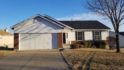Wentzville Single Family Home Option: 2039 Peine Forest