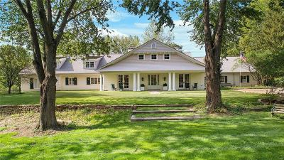 Ladue Single Family Home For Sale: 9828 Old Warson Rd