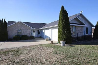 Highland Single Family Home For Sale: 13360 Trestle Road