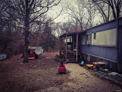 Lincoln County, Warren County Single Family Home For Sale: 109 Half Mile Lane