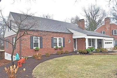Glendale Single Family Home Option: 16 Armstrong Drive