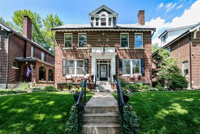University City Single Family Home For Sale: 6947 Pershing Avenue