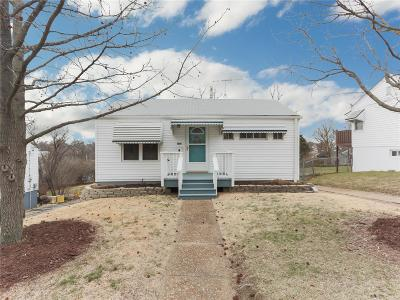 St Louis Single Family Home For Sale: 1514 Brock Street