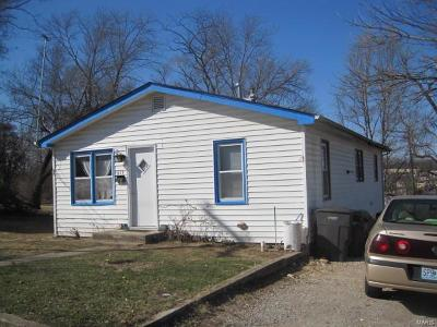 Troy Single Family Home For Sale: 615 Kuhne Heights